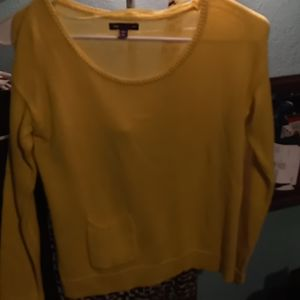 XS sweater from Gap
